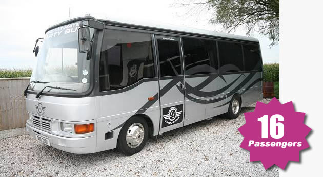 Party Bus Limo Hire Evesham