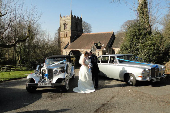 Wedding Party Bus Hire